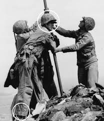 Soldier With Flag Iwo Jima New Mystery Arises From Iconic Image Omaha Com Omaha