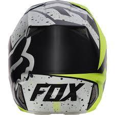 ufo motocross helmet fox racing 2017 v2 nirv mx helmet available at motocrossgiant com