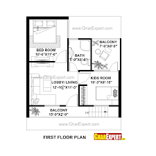one room deep house plans house plan for 25 feet by 30 feet plot plot size 83 square yards
