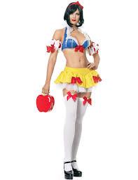 Snow White Halloween Costume Adults 4 Piece Snow White Costume Simply Fancy Dress Snow White
