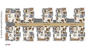 Apartment Block Floor Plans Floor Plan U2013 Vazharaa Nirmaan