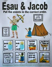 bible fun for kids genesis jacob u0026 esau church pinterest