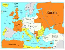 Ww2 Europe Map Department Of History Wwii European Theater Atlas World War I