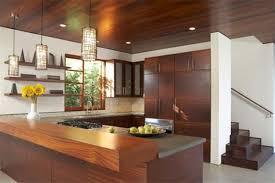 modern kitchen of modern log home ideas it has luxury seen of