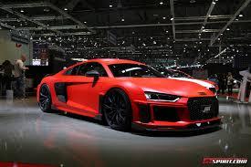 Audi R8 Upgrades - geneva 2017 abt audi r8 v10 gtspirit