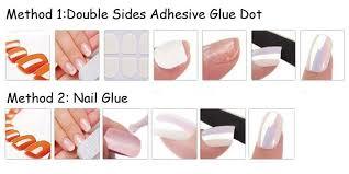 toe tips natural toe nails white toe nails nail salon tips