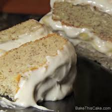 betty u0027s banana layer cake recipe u2013 a vintage cake loaded with