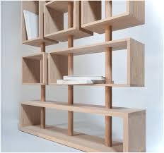 Contemporary Oak Bookcase Contemporary Shelving Contemporary Shelves Wall Home Design