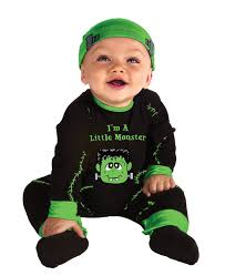 Halloween Costumes Babies 0 6 Months Monster Costume