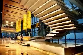 Lobby Stairs Design Staircase On The 25th Floor Lobby Renaissance Hotel Shanghai
