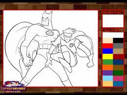 batman coloring pages kids batman coloring pages games