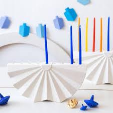 decorations for hanukkah 25 hanukkah decorations that go beyond the traditional menorah