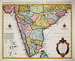aac map sold antique map india map fair 1011701