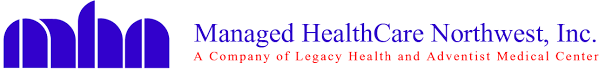 contracts u0026 credentialing managed healthcare northwest inc