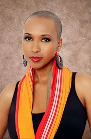 balding black women natural hair syyle gorgeous twa naturalhair loved by nenonatural natural black