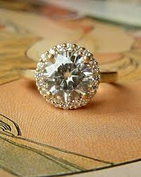browns wedding rings 27 non diamond engagement rings that sparkle just as bright