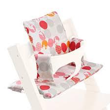 Tripp Trapp Cushion Pattern Stokke Tripp Trapp Cushion Silhouette Pink Amazon In Baby