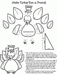 thanksgiving coloring pages and activity sheets busy