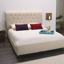 How To Make A Small Bedroom Feel Bigger by Erin Cute As A Button Queen Bed World Market