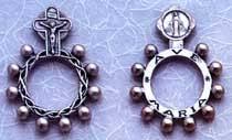 rosary ring rosary rings ave rosary ring