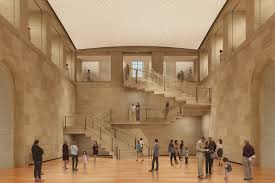 philadelphia museum of art breaks ground for frank gehry u0027s 196
