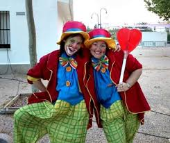 rent a clown for a birthday party clowns for hire kids clown shows and