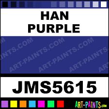 han purple signature watercolor paints jms5615 han purple