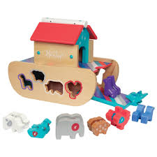 hamleys wooden noahs ark 40 00 hamleys for hamleys wooden