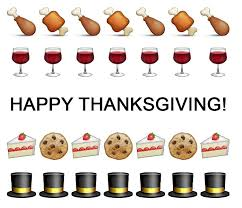 thanksgiving day emoji