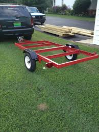 jeep utility trailer tailgating trailer build album on imgur