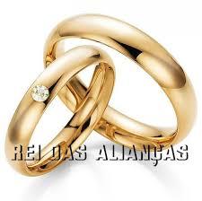 rei das aliancas alianças de casamento ou noivado cód 300 rei das alianças