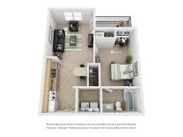 one bedroom floor plan floor plans 25 east student apartments in east lansing