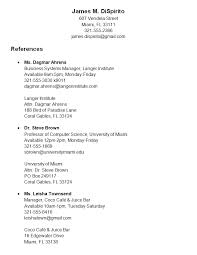 Resume On Google Docs References For Resume Coinfetti Co