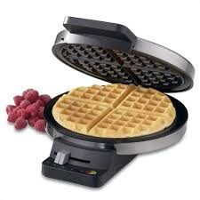 who invented the waffle iron
