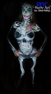 halloween body stickers 76 best bodypainting images on pinterest halloween makeup face