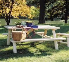 rustic outdoor picnic tables exclusive rustic picnic tables log table outdoor dining natural