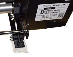 manual label applicator machine bottle matic 6 ii label applicator dispensa matic