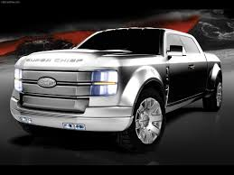 concept ford truck ford f 250 super chief concept 2006 pictures information u0026 specs