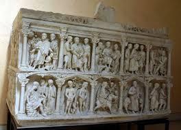 a very pagan christian the sarcophagus of junius bassus c 359 c e