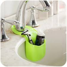 Online Cheap New Kitchen Sink Shelf Rack Faucet Basket Storage - Kitchen sink sponge holder