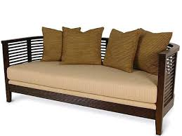 Modern Wood Couch Sofa Settee Designs Leather Sectional Sofa
