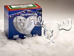 moose mug griswold ornament