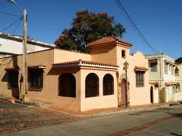 spanish revival architectural san german