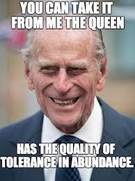 Queen Elizabeth Meme - on his marriage to queen elizabeth ii prince philip s funniest
