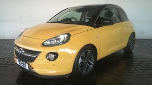 opel adam yellow 2015 opel adam selling at r 169 700 renault east rand the