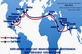 shipping to pakistan ship cranes heavy equipment containers to saudi arabia india