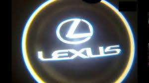 lexus emblem image led door lights projector courtesy logo emblem hd for lexus ls es