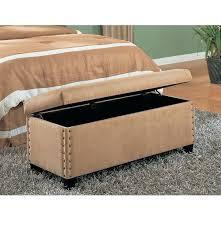 storage ottoman bench brown storage ottoman bench latest fold out ottoman bed black brown