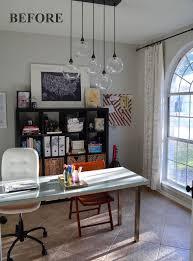 Family Room Makeover Hometalk - Family room office