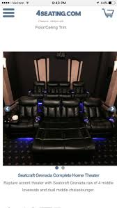 complete home theater 12 best cinema seating fortress images on pinterest cinema room